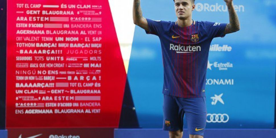 Coutinho, Barcelona and the si...
