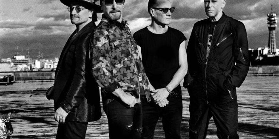 U2 Announce Dublin Gig