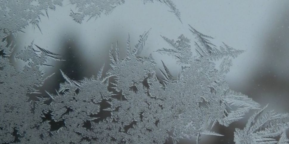 Snow Ice Warning Issued For Ir...