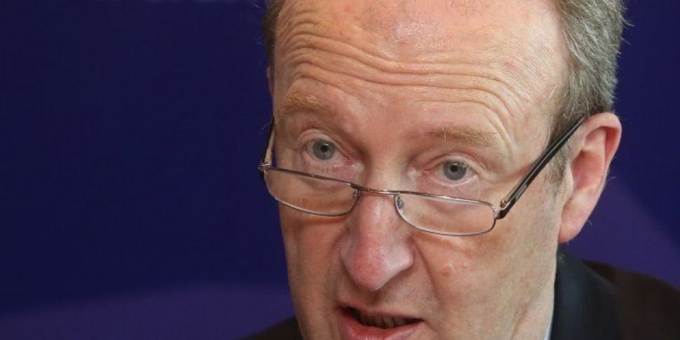 Shane Ross Accuses Danny Healy...