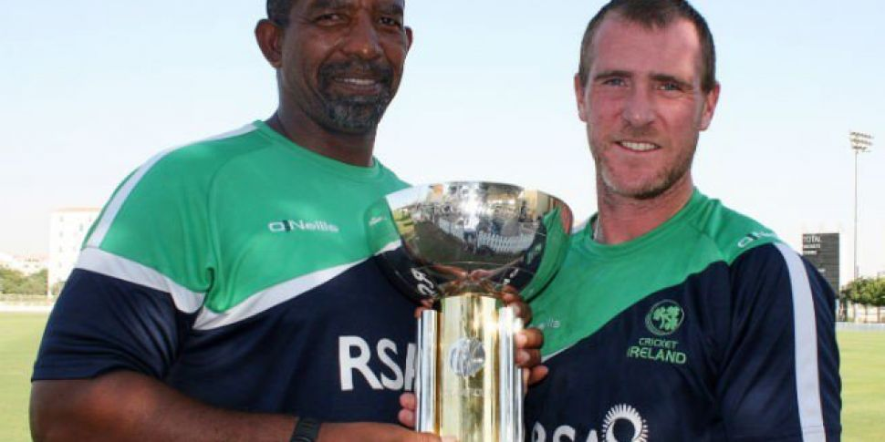 Former Ireland cricket star re...