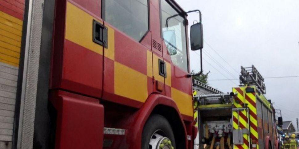 Dublin Fire Brigade Tackling F...