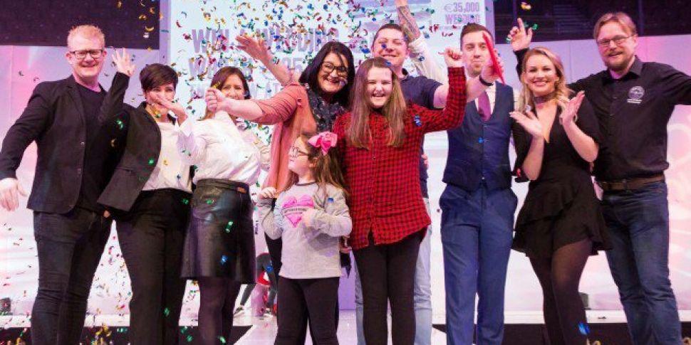 Dublin Couple Wins €35,000 W...