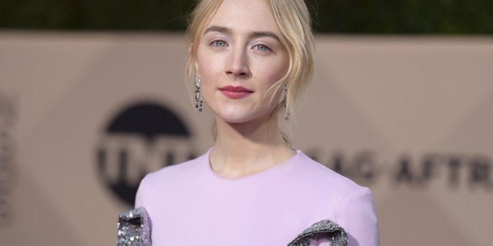 Saoirse Ronan Loses Out At SAG Awards