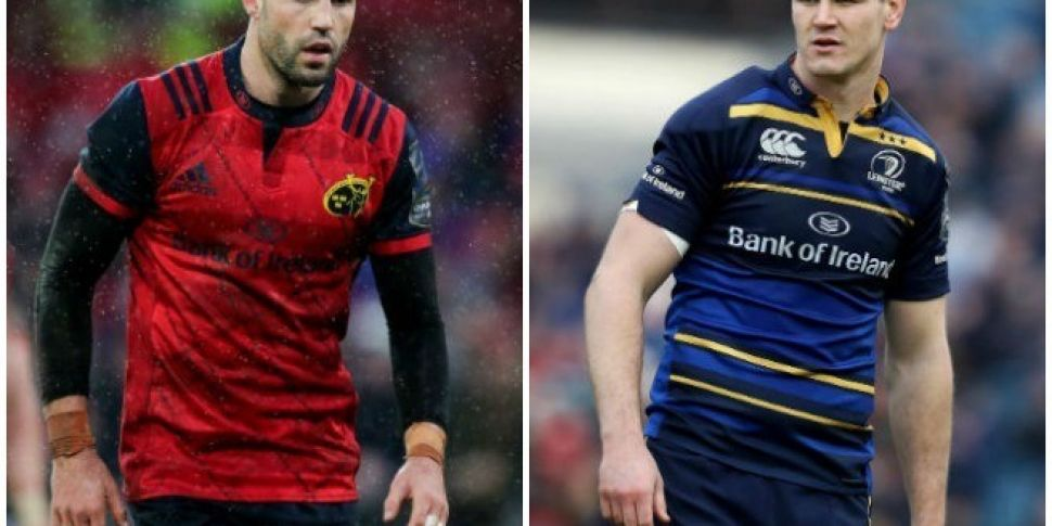 Four Leinster players & one Mu...