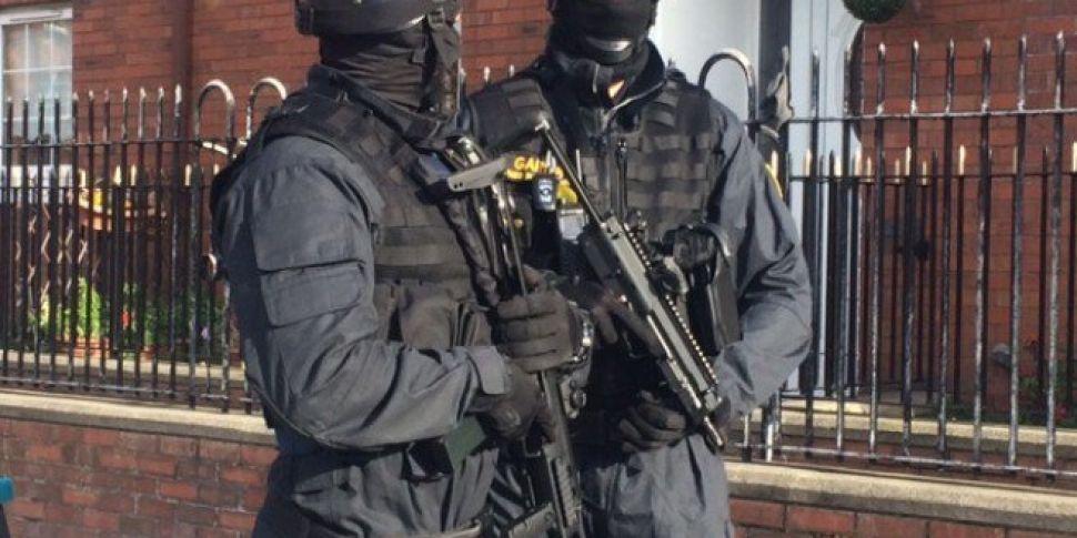 Gardai Chiefs Reverse Armed Pa...
