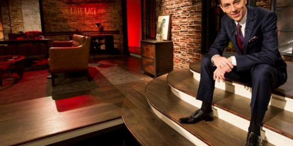 This Week's Late Late Show...