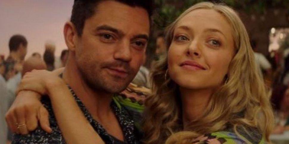 New Trailer For Mamma Mia! Her...