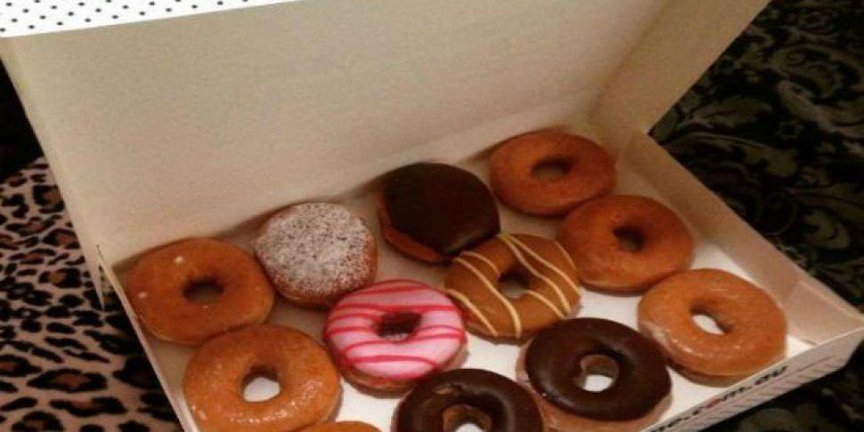Krispy Kreme In Blanchardstown...