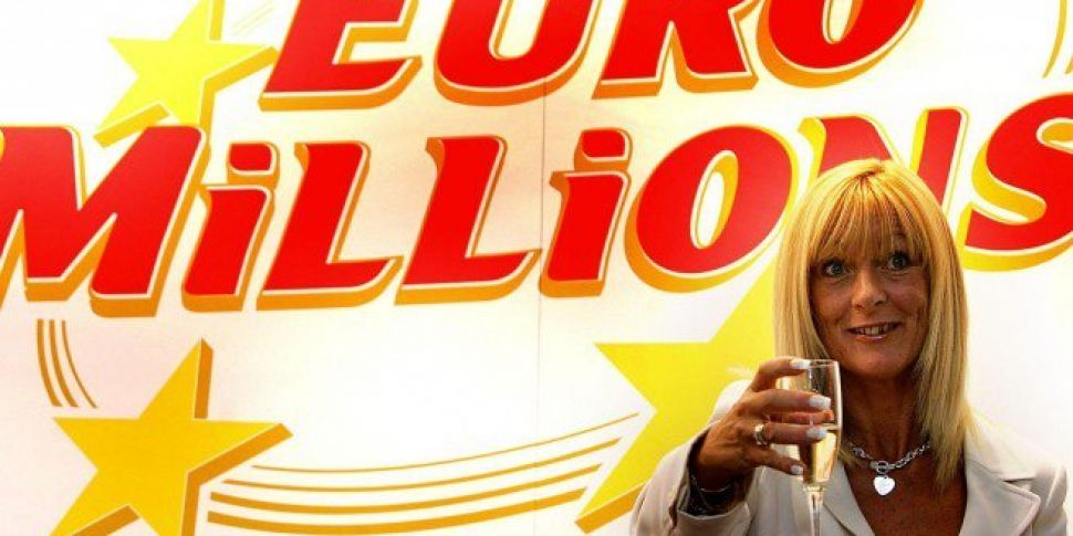 One Euromillions Prize Won In...