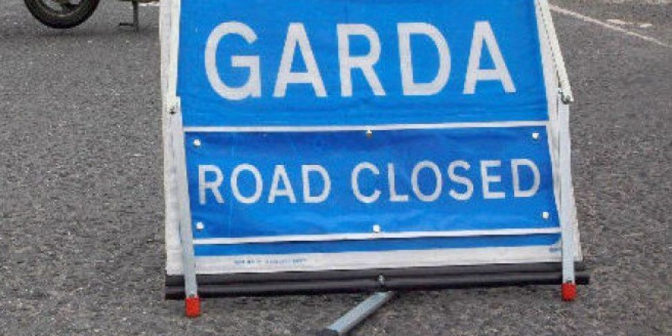 Overturned Truck Causes Traffic Gridlock Near Liffey Valley