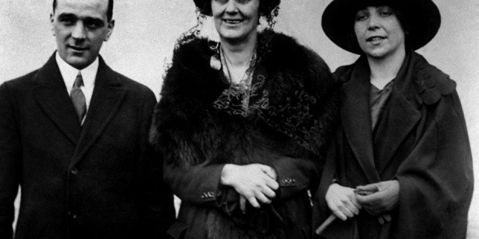 Row Brewing Over O'Connell Street Statue Honouring Markievicz