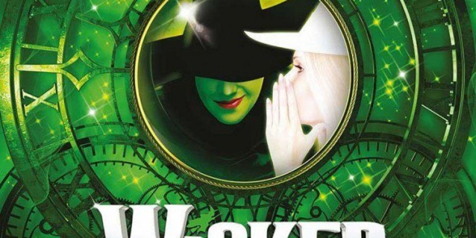 The Star of Wicked The Musical...