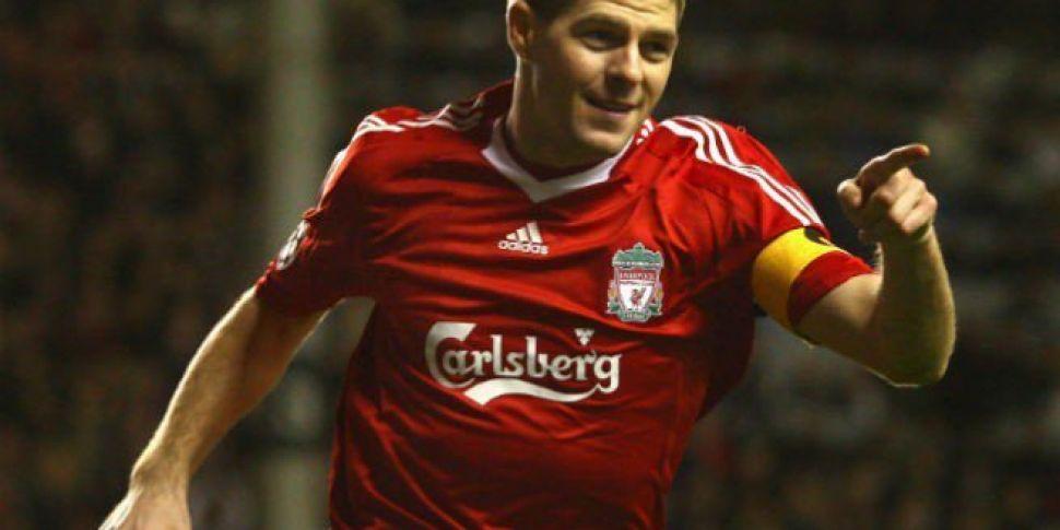 Liverpool legend Steven Gerrard confirms talks have been held with Rangers