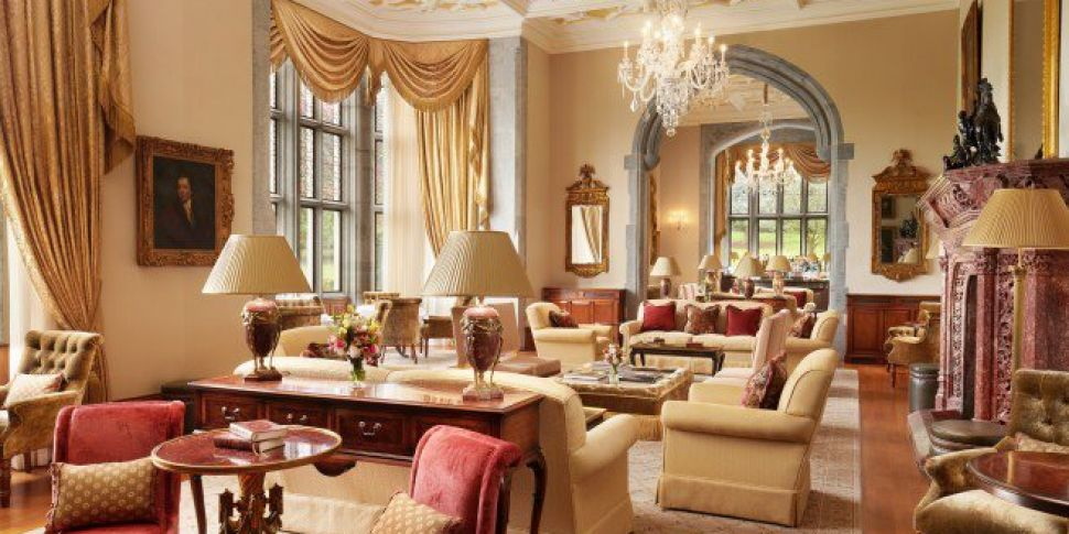 Adare Manor Named As One Of World's Best Hotels