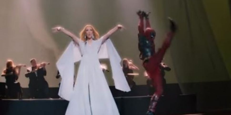 Celine Dion's New Song Will Be In Deadpool 2