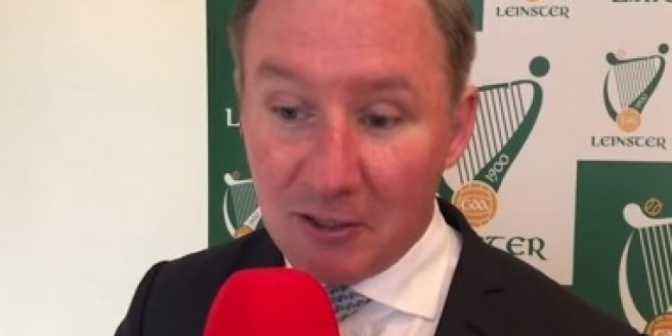 "Jim Gavin: Dublin's ""d..."