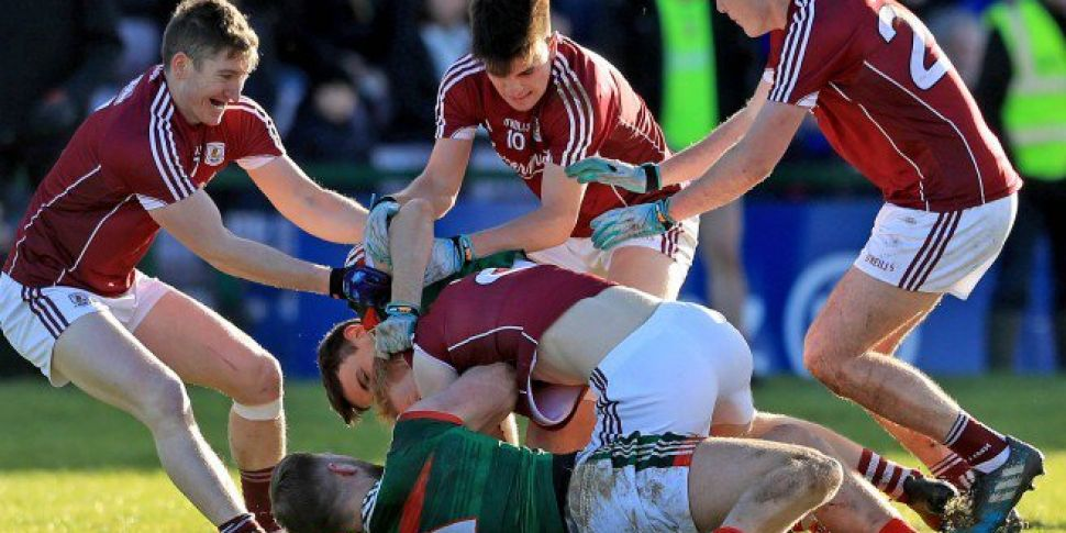 """Billy Joe Padden: """"At this stage, Galway probably are ahead of Mayo"""""""