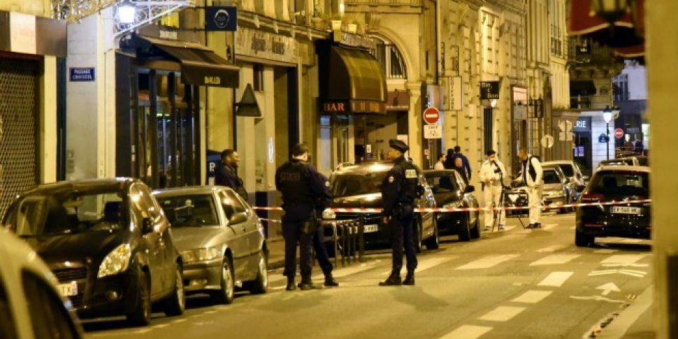 One Dead After Knife Attack In Paris