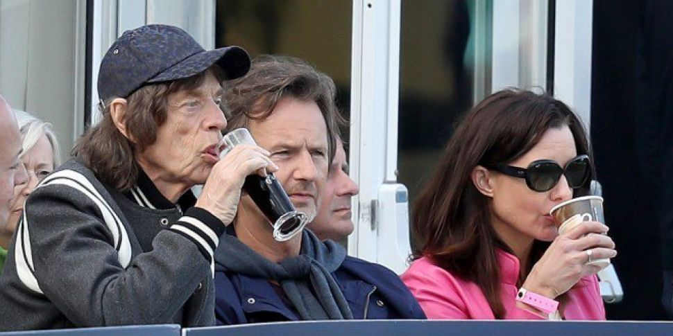 Mick Jagger Spotted In Malahid...