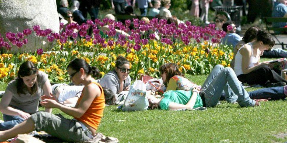 Temperatures Set To Reach High Teens Today