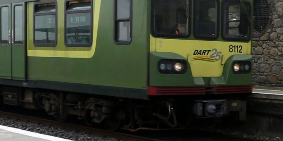Rail line back open between Br...