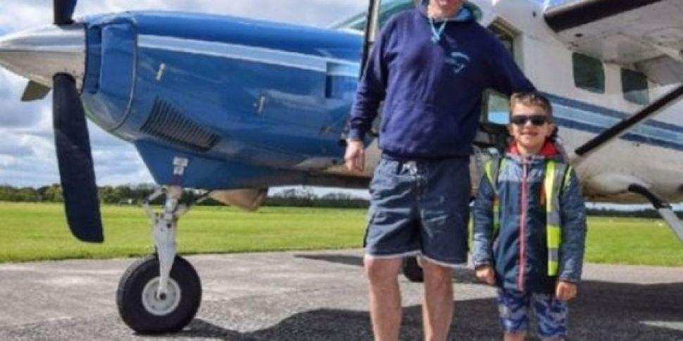 Plane Crash Boy Described As &...