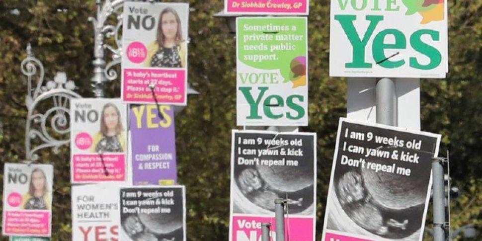 Latest Eighth Amendment Poll S...