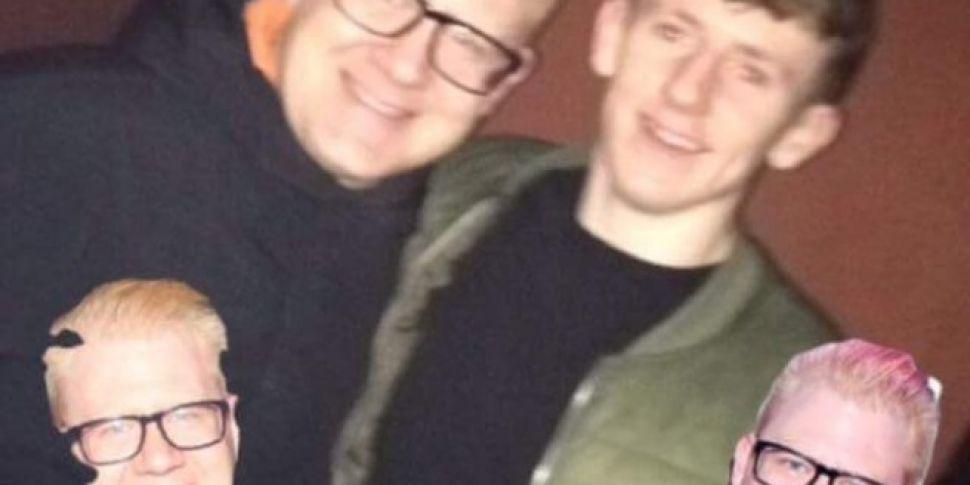 This Lad Has Cooper's Face...