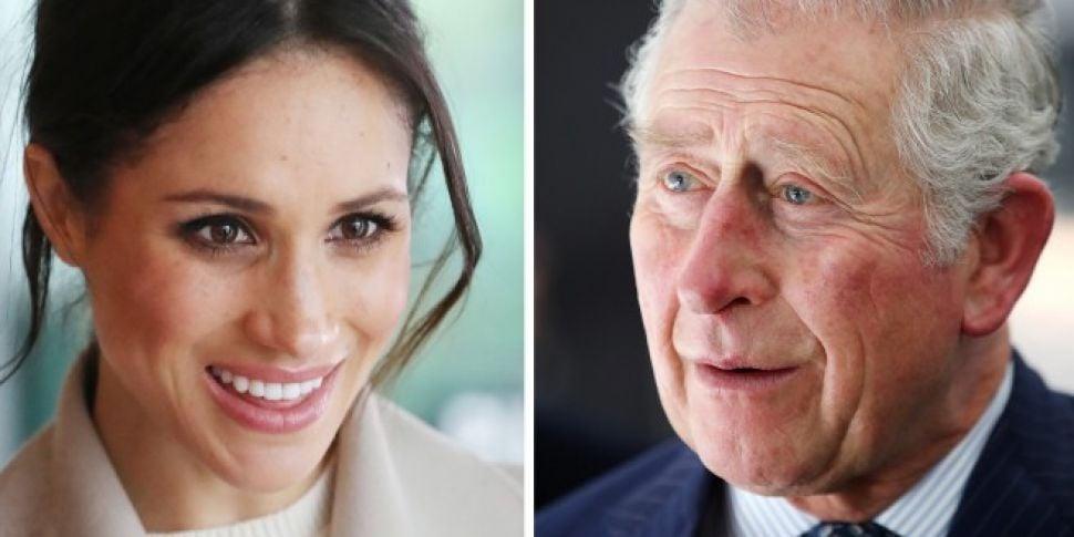 Prince Charles To Walk Meghan...