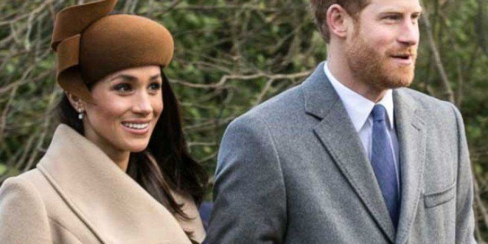 Prince Harry and Meghan Wed