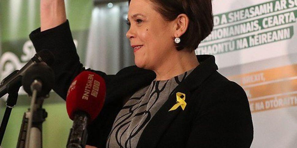Sinn Fein Rides High In The Po...