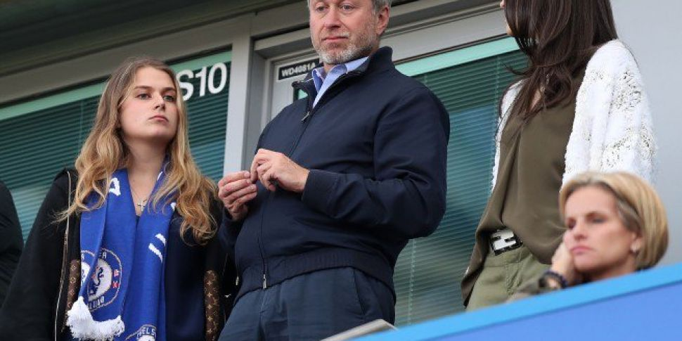 Trouble at Chelsea? Owner Roma...