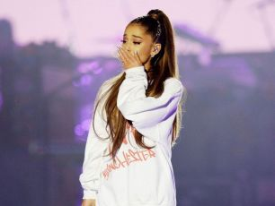 Ariana Grande Sends Message Of Support On Manchester Attack Anniversary