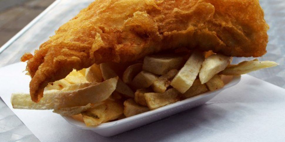Today Is National Fish & Chip...