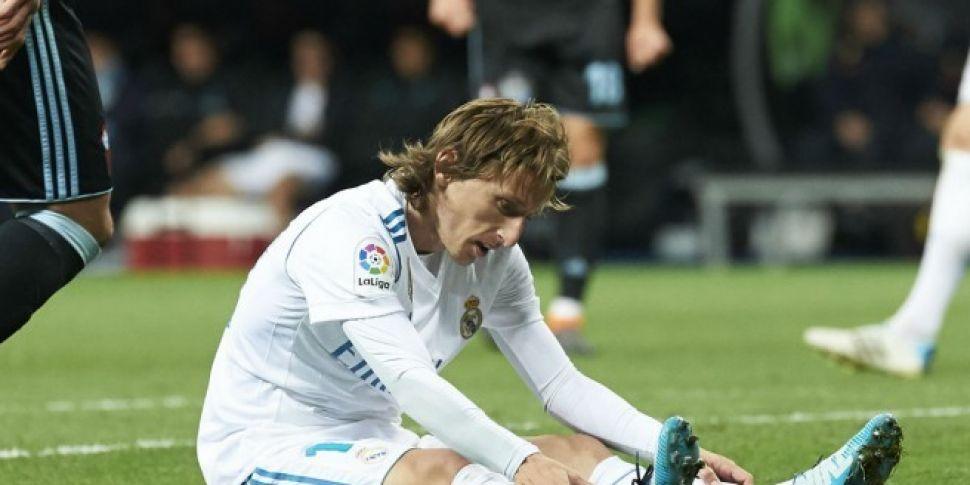 John Giles   If Madrid play as...