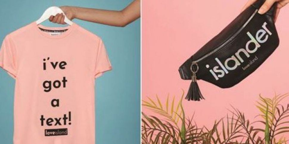 Penneys Launches Love Island C...