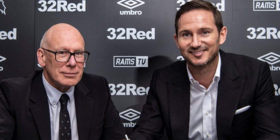 Frank Lampard appointed Derby...