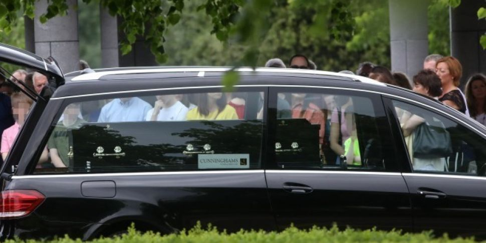 Hundreds Attend Funeral Servic...