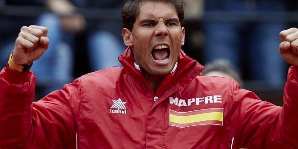 Why is Rafa Nadal so extraordi...