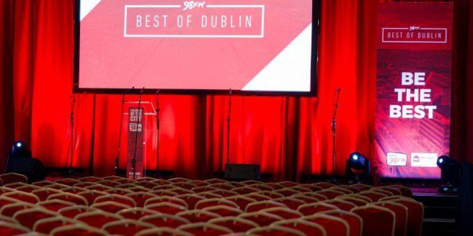 98FM's Best Of Dublin Awar...