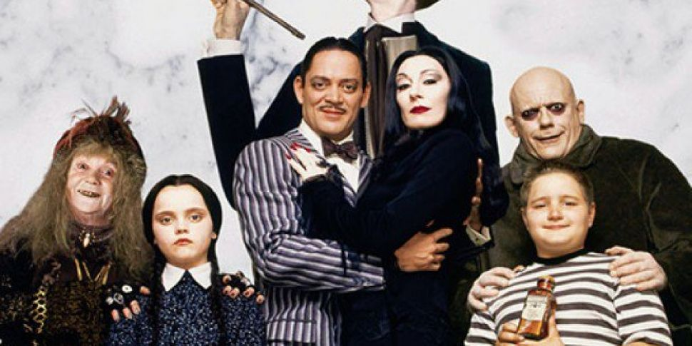 Cast Announced For Addams Fami...