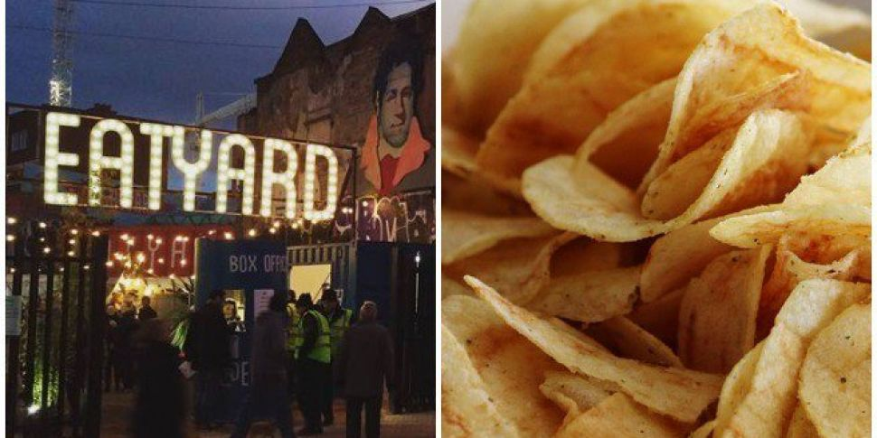 A Crisp Festival Is Coming To...