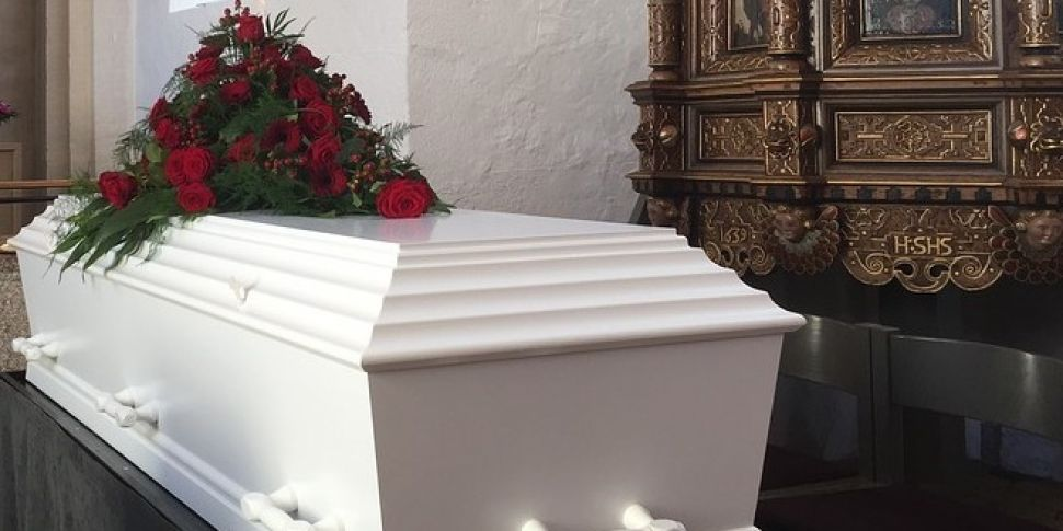 This Caller Nearly Knocked Over A Coffin At A Funeral And We're Shook