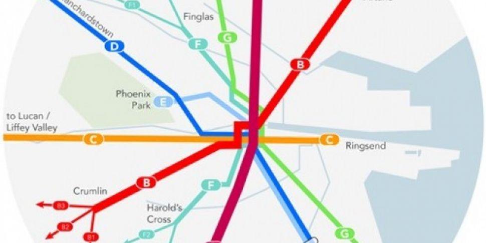 Dublin Bus Redesign Public Sur...