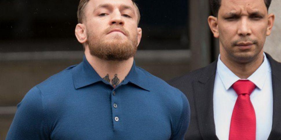 Conor McGregor's Appeared...