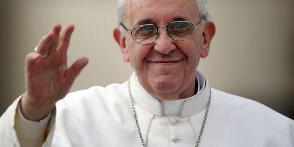 Pope Set For Dublin Visit