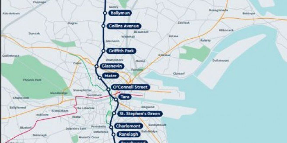 Metro Link Public Consultation Starts Today