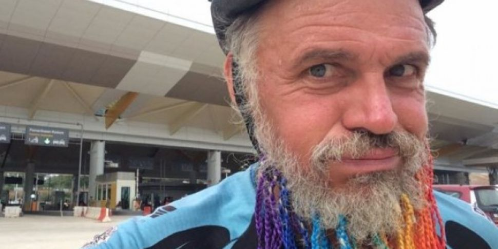 Dublin Man Set To Become Oldest Person To Travel World On Bike