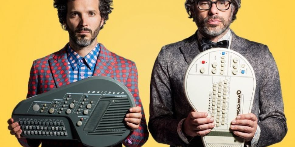 Flight Of The Conchords Announce Rescheduled 3Arena Dates